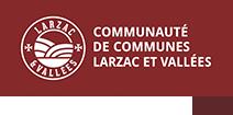 Logo Larzac et Vallées