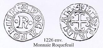 Monnaie Roquefeuil