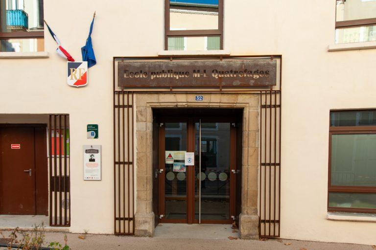 École publique Marie-Laurence Quatrefages